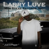 MINI STILES RECORDS ARTIST: LARRY LUVE